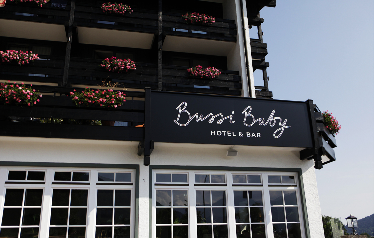 Hotel Bussi Baby am Tegernsee